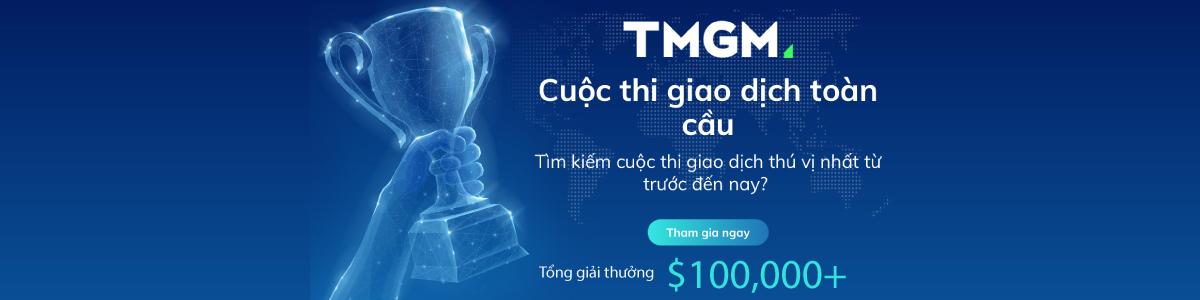 Cuộc thi giao dịch toàn cầu Tổng giải thưởng $100,000+